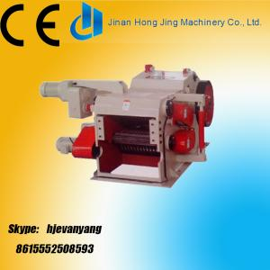China HIgh Capacity and high quality wood crusher,drum chipper on sale