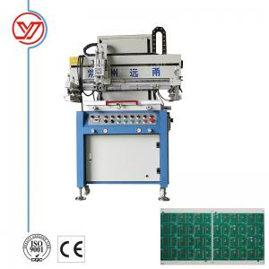 China CE Semi Automatic Silk Screen Printing Machine for sale on sale