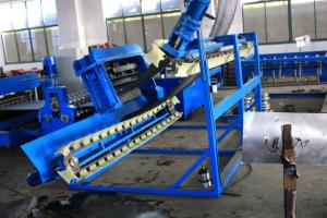 China 114mm Depth Groove Span Cold Roll Forming Equipment Colored Steel on sale