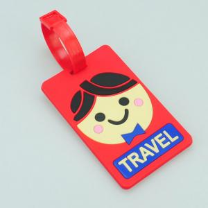 China Simple Design personalised bag tag on sale
