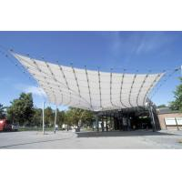China Tent membrane structure for carport,stand,stadium membrane structure on sale