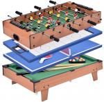 China Indoor 3 Feet Multi Game Table Wood Multi Game System For Children Play wholesale