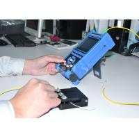 Multi Language Palm Checking Fiber Optic Test Equipment , Optical Cable Tester DYS3028