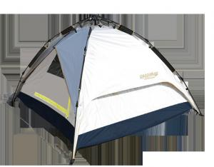 China hydraulic aluminium quick camping tent with aluminum coating on sale