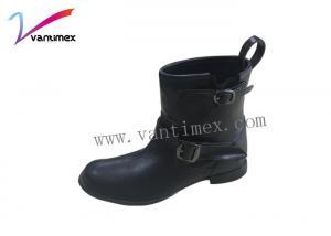 China High rain Stylish Rain Boots for women non slip / girls rain boots on sale