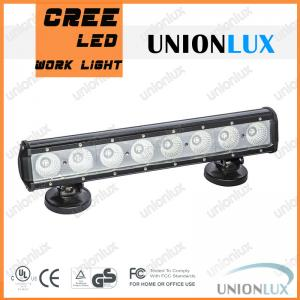 China Signal Row 12v Waterproof Led Light Bar 80w on sale