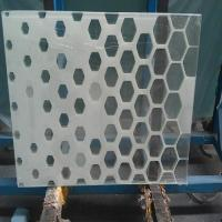 drilling hole tempered glass, drilling hole tempered glass