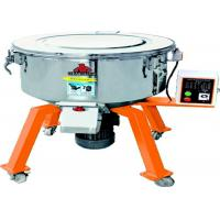 50 KG Low Noise Plastic Mixer Machine With Barrel Cover And Bottom