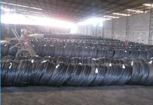 China Soft Black Annealed Wire Supplier Export to South America on sale