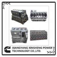 Original Cummins Engine Parts, Cylinder Block for Basic Engine 4b 6b 6c 6L Series