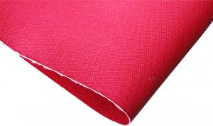 China High Temperature Coated Fiber Glass Fabric Roll With 0.4-2.0mm Thickness on sale