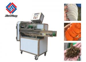 China Cutter Type Vegetable Processing Equipment Cabbage Pepper Pineapple Cutting Slicer on sale