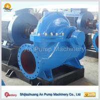 Centrifugal Horizontal Split Case Pump Large Capacity Diesel Fire Pump