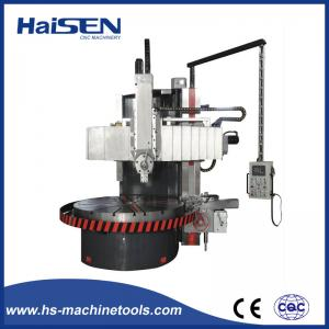 China Máquina convencional do torno vertical da coluna da série C51 única on sale