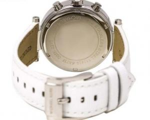 a7700e986f26 ... Quality Wholesale Michael Kors MK2277 Parker White Silver 38mm Ladies  Chronograph Watch for sale