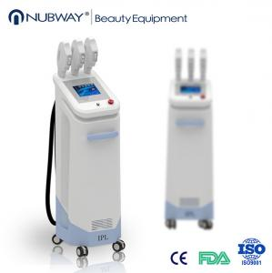China Professional ipl rf elight laser hair removal / ipl elight machine &permanent hair remover on sale