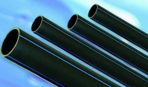 China Polyethylene Electrical Conduit Plastic Pipe For Underground And Water Construction on sale