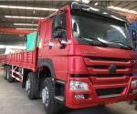Camiones pesados del cargo de Sinotruk STEYR 371HP, 6X4 camión resistente, color seleccionado por usted
