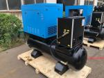 Compacted Skid Air Dryer Rotary Screw 7.5KW 10Hp Air Compressor
