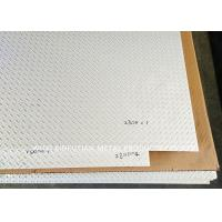 ASTM  A240 304 NO1 Hot Rolled Stainless Steel Sheet 1500*6000 Acid White For Construction
