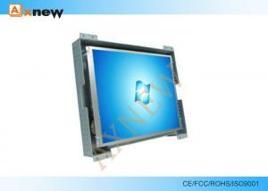 China 13'' 12V Widescreen Industrial Touch Panel PC With Intel I3-3217U CPU 4G RAM on sale