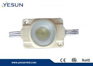 Quality ライト ボックス 49 の × 31 の × のための側光 DC12V 3W IP65 の高い発電 LED モジュール 13.2 mm for sale