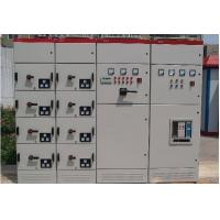 Drawable Low Voltage Distribution Cabinet With Assembled Combined Structure