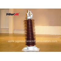 China Horizontal Type Line Post Insulator With Top Clamp ANSI 57-26 on sale