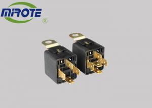 China 2 Pack 12vdc 40 Amp Relay 4 Pin For Motor Truck , Universal Automotive Electrical Relay 90.3747-10 on sale