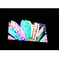 Interior Ultra HD P1.667 Small Pixel Led Display 16 Bit Grey Scale ISO14001