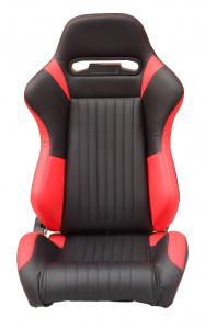 China Adjustable Universal PU Leather Sport Car Racing Seats For Adult on sale