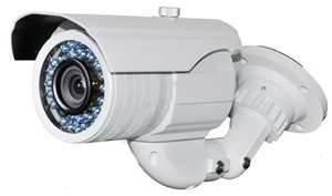 China Color 650TVL, B/W 700TVL IP66 Security Waterproof CCTV Camera with 30m IR Distance on sale
