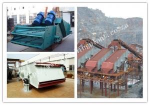 China Coal screening machine producer on sale