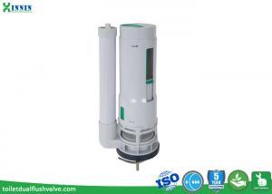 China Water Saving Top Press Dual Flush Toilet Valve For 1-Pc Duo Flush Toilet on sale