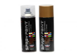 China High Rigidity Aerosol Spray Paint Strong Adhesion 8min Dry High Extrusion Rate on sale