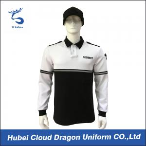 China CNAS Women Men Police Officer T Shirts For Patrol / Tactical Duty , Logo Custom supplier