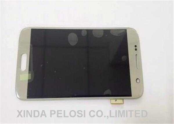 Aaa S7 Lcd Screen Digitizer For G935 G935f 2560 X 1440 Pixel
