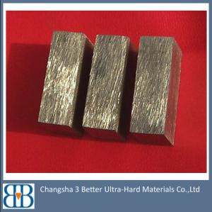 China Professional diamond Segment for Marble diamond cutting tools on sale