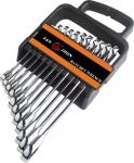 46 HRC 40CR 11PCS Fixed Combination Ratchet Wrench