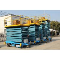 China Working At Height Platforms Mobile Aerial Platform Lift Equipment on sale