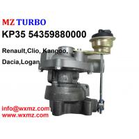 MZ TURBO SALES KKK KP35 54359880000 Turbocharger Suit for Renault, Clio, Kangoo, Dacia, Logan