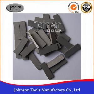 China Fast Cutting OD400mm Segmented Bond Tool With Iron / Copper Material on sale