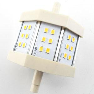 China 5W R7S led light bulb R7S-78-5W on sale