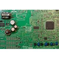 Different Multilayer PCB Board FR4 Material Finished Copper 1OZ White Silkscreen For Computer