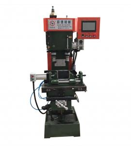 China Xiangde automatic double-axis drilling and tapping machine, mechanical hardware, plumbing valve, water meter equipment on sale