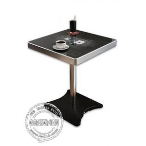 China High Brightness 22 Inch LCD Coffee Touch Table Android Os Foil Type on sale