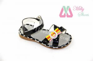 China 2014 children summer latest desgin for lovely sandle shoes on sale
