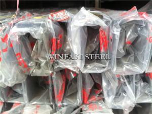 China Structure Welded Stainless Steel Pipe , Stainless Steel Square Pipes on sale