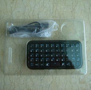 China Mini Bluetooth Keyboard Work With IPad iPhone4.0 OS PS3 Smart Phone Car PC HTPC  on sale
