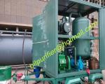 Trailer Wheel Mounted Transformer Oil Purifier,Mobile Transformer Oil Filtration Machine, Enclosed,Weather-water-Proof